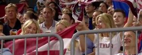 Rosja 5:0 Łotwa