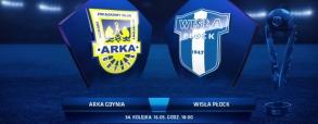 Arka Gdynia 0:1 Wisła Płock