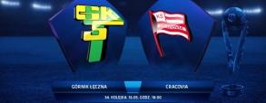 Górnik Łęczna 3:0 Cracovia Kraków