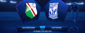 Legia Warszawa 2:0 Lech Poznań