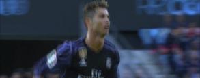 Celta Vigo 1:4 Real Madryt