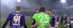 Anderlecht świętuje zdobycie mistrzostwa!
