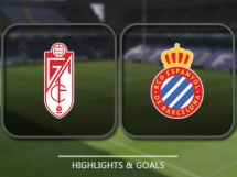 Granada CF - Espanyol Barcelona 1:2