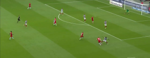 Eintracht Frankfurt 2:2 RB Lipsk
