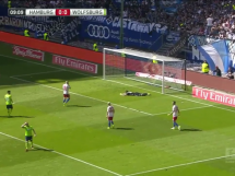 Hamburger SV 2:1 VfL Wolfsburg
