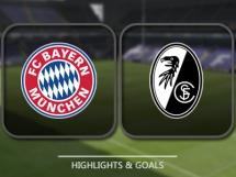Bayern Monachium 4:1 Freiburg