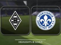 Borussia Monchengladbach 2:2 SV Darmstadt