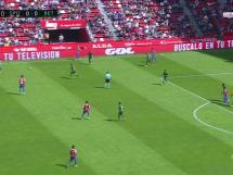 Sporting Gijon 2:2 Betis Sewilla