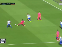 Deportivo La Coruna 3:0 Las Palmas