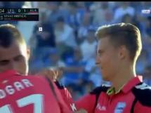 Leganes 1:1 Deportivo Alaves