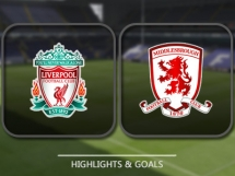 Liverpool 3:0 Middlesbrough