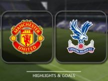 Manchester United 2:0 Crystal Palace