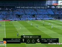 Celta Vigo 2:2 Real Sociedad
