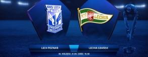 Lech Poznań 0:0 Lechia Gdańsk