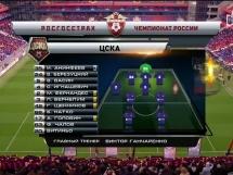CSKA Moskwa 4:0 Andżi Machaczkała