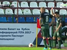 Tom Tomsk 1:5 FK Krasnodar