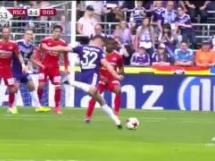 Anderlecht 3:2 Oostende