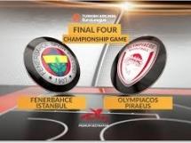 Fenerbahce 80:64 Olympiacos Pireus