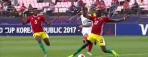 Anglia U20 1:1 Gwinea U20