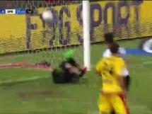 Benevento 2:1 Spezia