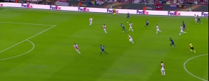 Ajax Amsterdam 0:2 Manchester United