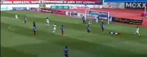 Panionios Ateny 0:1 PAOK Ateny