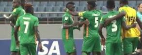 Zambia U20 4:2 Iran U20