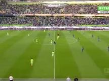 VfL Wolfsburg 1:0 Eintracht Brunszwik