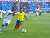 Ekwador U20 1:2 Arabia Saudyjska U20