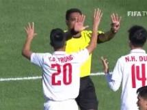 Francja U20 4:0 Wietnam U20