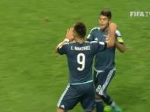 Gwinea U20 0:5 Argentyna U20