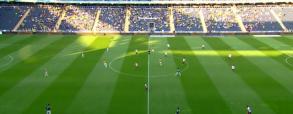 Fenerbahce 1:1 Trabzonspor