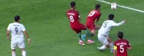 Portugalia U20 2:1 Iran U20