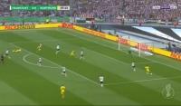 Piszczek asystuje w finale Pucharu Niemiec! [Wideo]