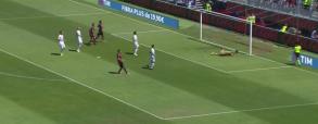 Cagliari 2:1 AC Milan