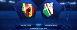 Korona Kielce 0:1 Legia Warszawa
