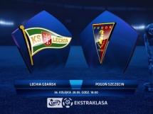 Lechia Gdańsk 4:0 Pogoń Szczecin