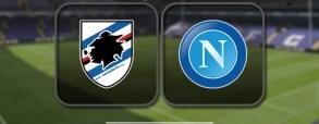 Sampdoria 2:4 Napoli
