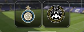 Inter Mediolan 5:2 Udinese Calcio
