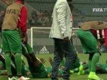 Zambia U20 3:3 Niemcy U20