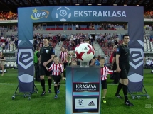 Cracovia Kraków 0:1 Piast Gliwice
