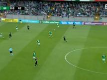 Irlandia Północna 1:0 Nowa Zelandia