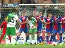 FC Basel - St. Gallen 4:1