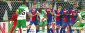 FC Basel 4:1 St. Gallen