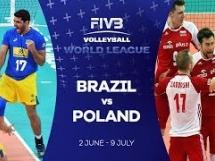 Brazylia 2:3 Polska