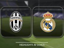 Juventus Turyn 1:4 Real Madryt