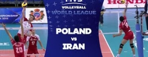 Polska 1:3 Iran