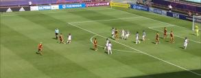 Wenezuela U20 0:0 USA U20