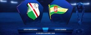 Legia Warszawa 0:0 Lechia Gdańsk