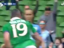 Irlandia 3:1 Urugwaj